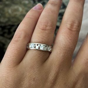 Disney Mickey Sterling Silver Ring